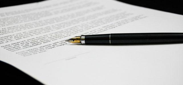 W jaki sposób uporządkować dokumenty?