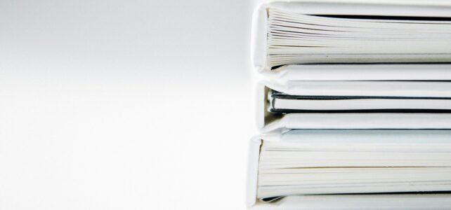 Proces archiwizacji dokumentów
