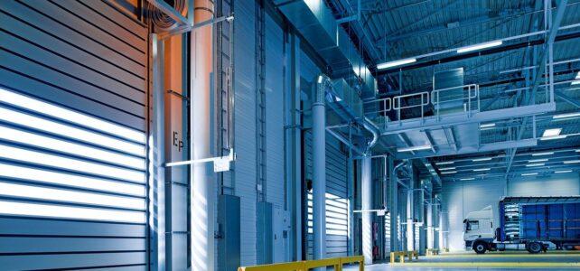 Wysokiej jakości bramy przemysłowe: rodzaje i charakterystyka